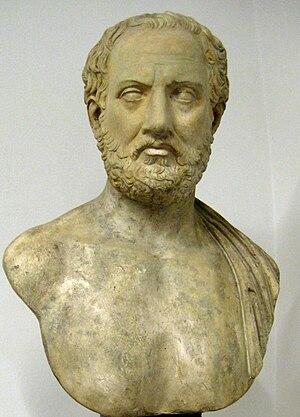 Thucydides. Cast
