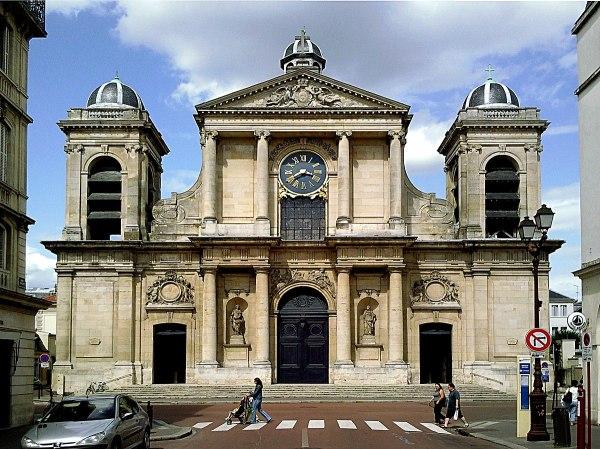 Notre Dame De Versailles