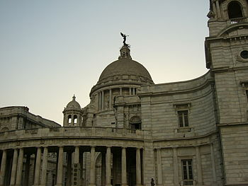Victoria Memorial Kolkata West Bengal India