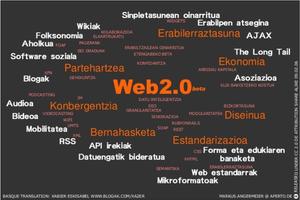 Web 2.0 filosofiaren kontzeptuak.