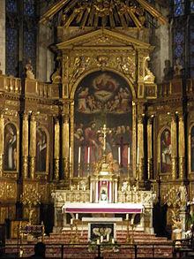 Basilique SaintPierre dAvignon  Wikipdia