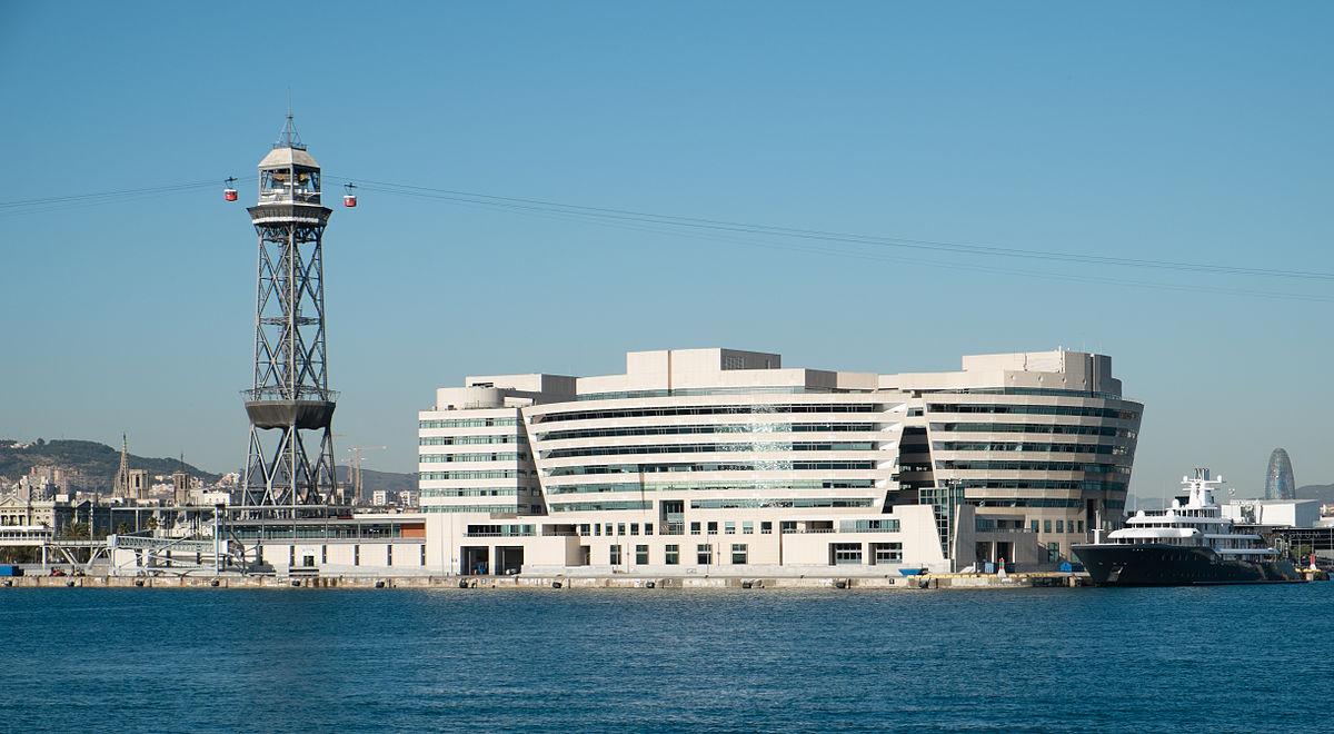 World Trade Center Barcelona  Wikipedia