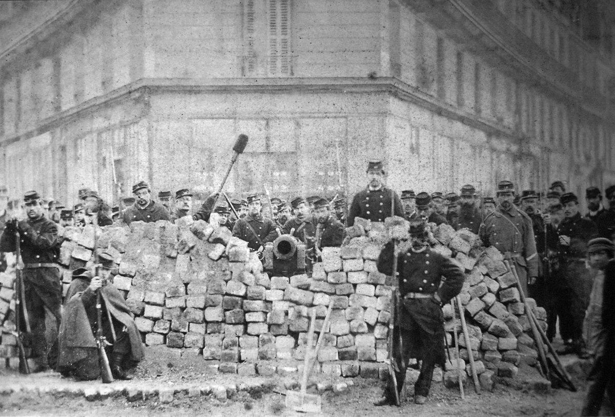 Paris Commune Wikipedia