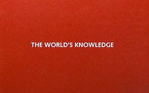 English: Reverse of a British Library staff bu...