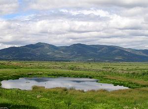 Buryatia countryside just south of Ulan-Ude