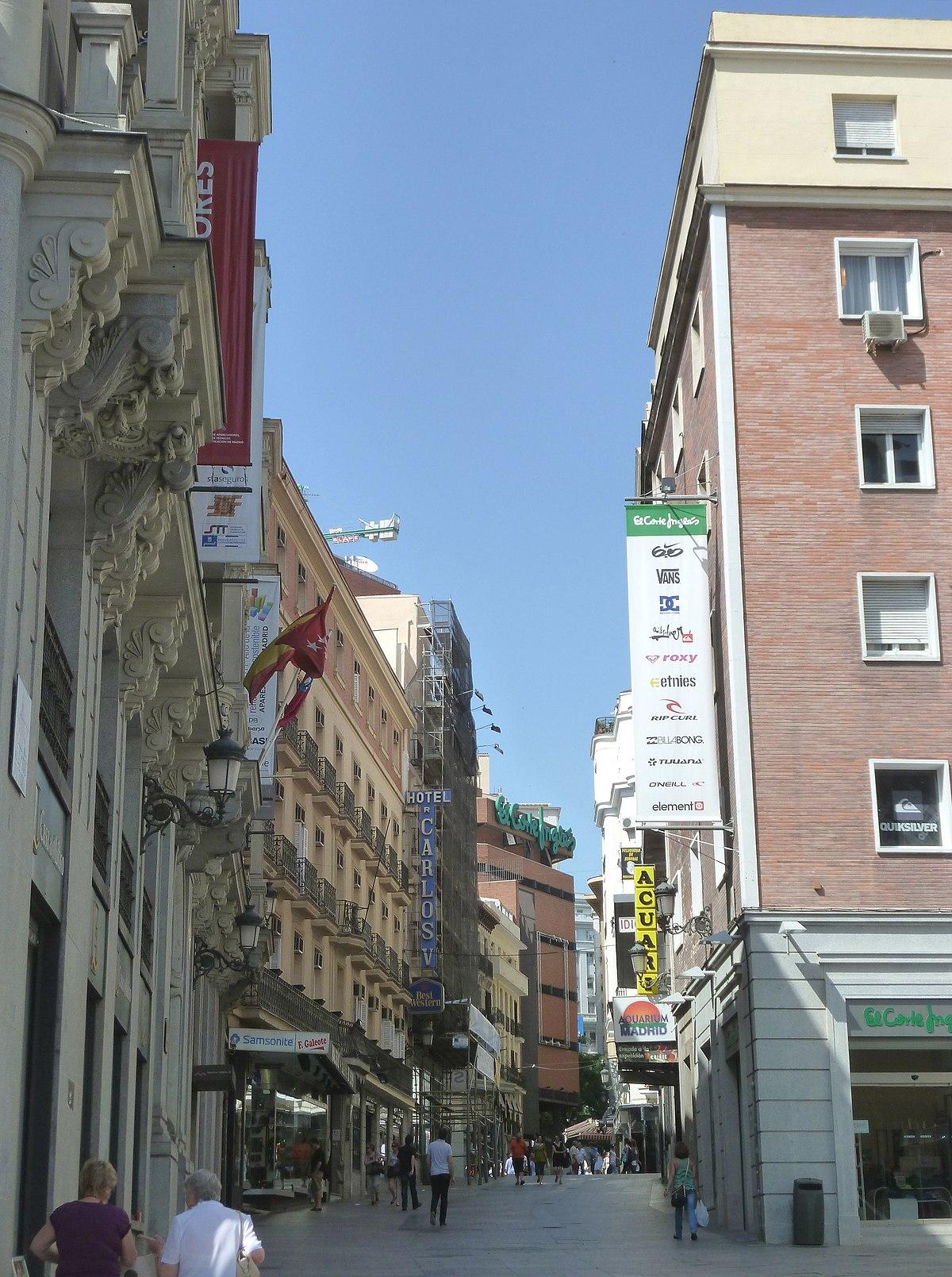 Calle del Maestro Victoria  Wikipedia la enciclopedia libre