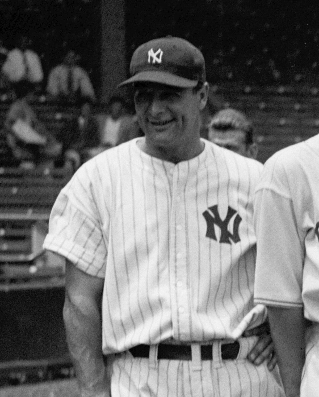 Lou Gehrig - Wikipedia