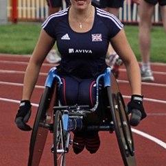 Wheelchair Olympics Shabby Chic Nursing Chair Hannah Cockroft Wikipedia Jpeg