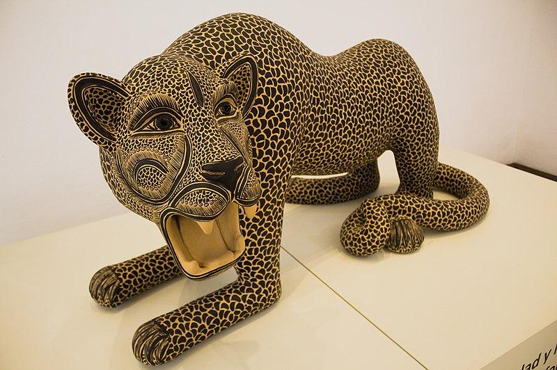 File:Jaguar - Museo de Arte Indígena Contemporáneo.jpg