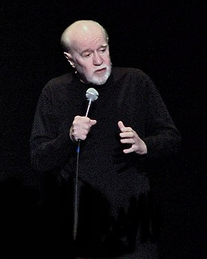 Carlin is in my all time top 5 comedians. I'm ...