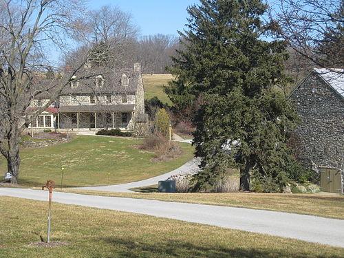 Barclay Farmhouse