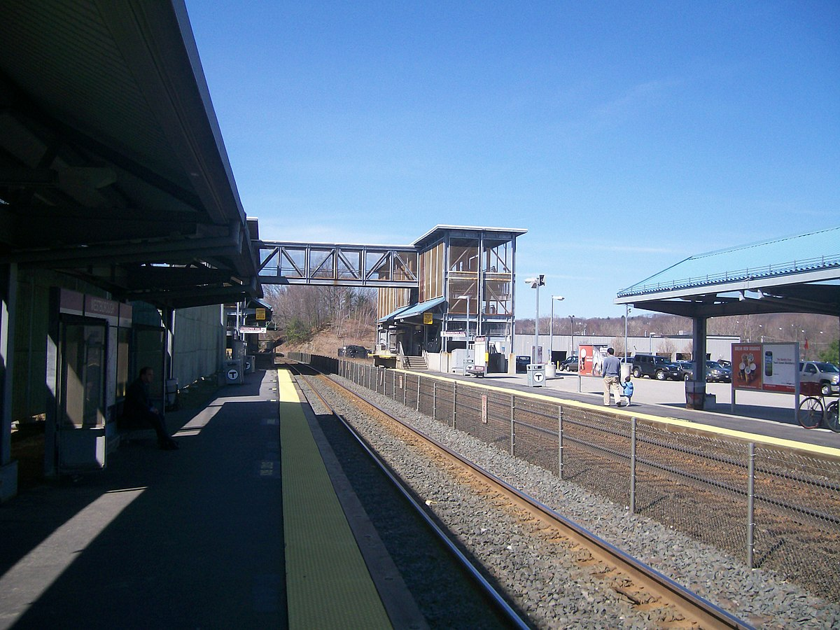 Westborough station  Wikipedia