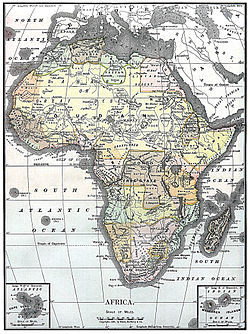 Letak Geografis Benua Afrika : letak, geografis, benua, afrika, Afrika, Wikipedia, Bahasa, Indonesia,, Ensiklopedia, Bebas