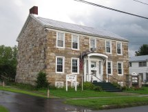 Old Stone Fort Ann House Library