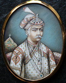 Posthumous portrait of Mughal Empreror Akbar.jpg