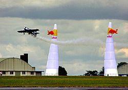 Red Bull Air Race na Inglaterra