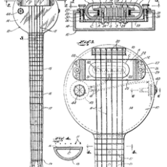 Gibson Single Pickup Wiring Diagram Circuit And Diagrams Difference Elgitarr – Wikipedia