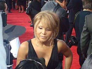 English: Toni Braxton at the 2009 American Mus...