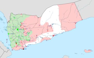 File:Yemen war detailed map.png