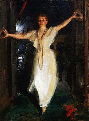 Isabella Stewart Gardner in Venice (1894), by ...