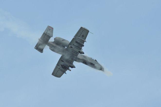 A-10s at Grafenwoehr during Combined Resolve II (14057086488).jpg