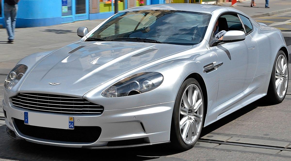 Aston Martin Dbs V12  Wikipedia