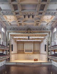 Symphony Hall Boston  Wikipedia