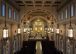 Cathedral Of The Most Sacred Heart Of Jesus Knoxville