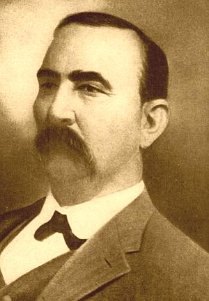 English: William C. Rogers, Principal Chief of...