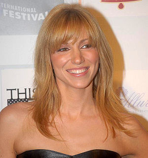 English: Debbie Gibson at the Cinema City Film...