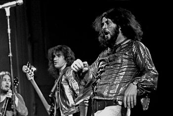 Gentle Giant, Musikhalle Hamburg, April 1974: ...