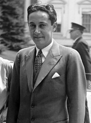 English: Hollywood producer Irving Thalberg.