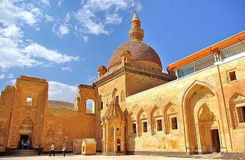 Ishak Pasha Palace  Wikipedia
