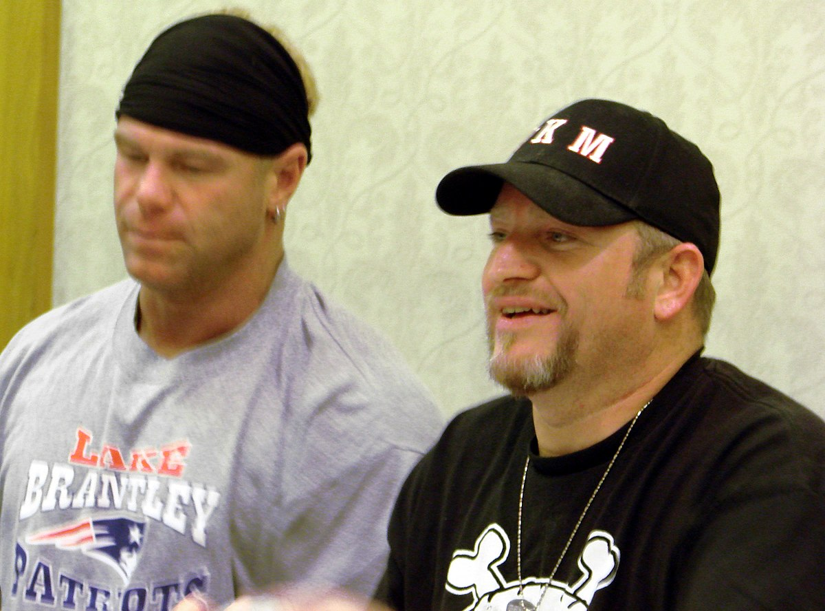 New Age Outlaws Wikipdia