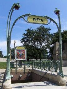 Van Buren Street Metra Station
