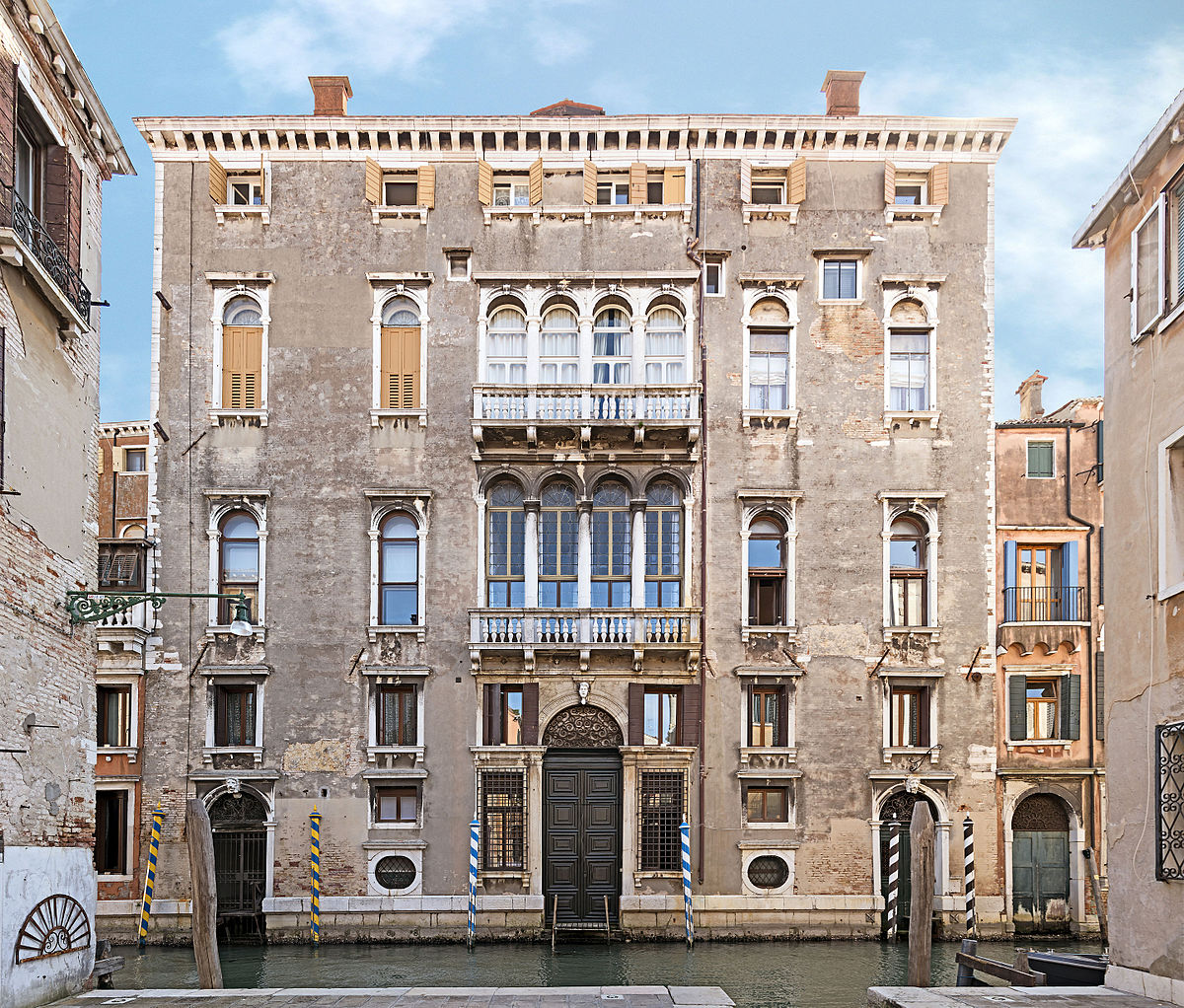 Palazzo Barbarigo della Terrazza  Wikipedia
