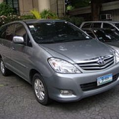 All New Kijang Innova Diesel Spesifikasi Toyota Wikipedia First Facelift Philippines