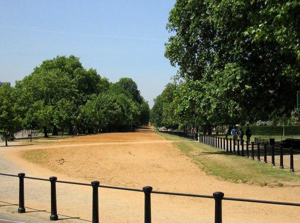 Rotten Row Hyde Park