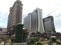 Sands Cotai Central  Wikipedia
