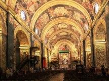 File St Johns -cathedral Valletta Malta 2014