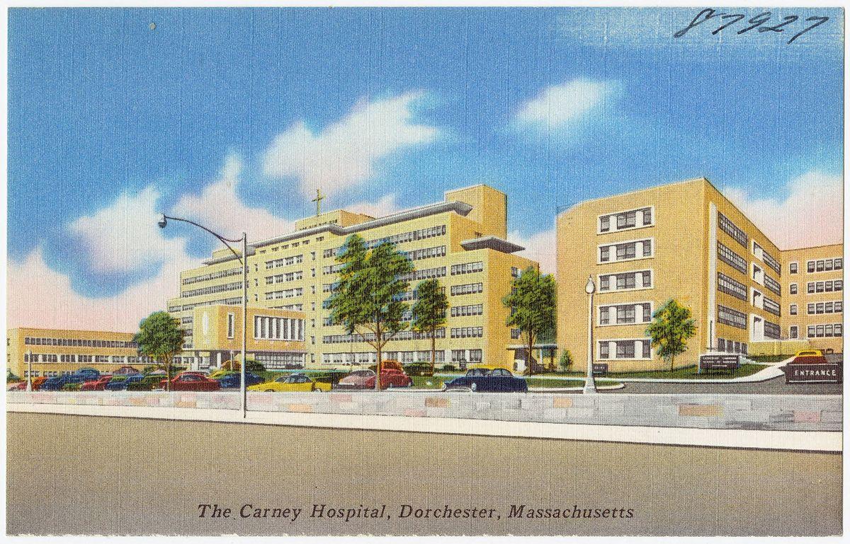 Carney Hospital  Wikipedia