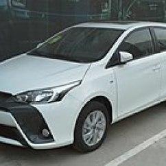New Yaris Trd Sportivo 2018 List Grill Grand Avanza Toyota Xp150 Wikipedia Facelift L China