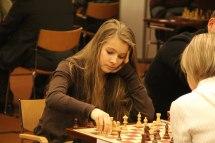 Beautiful Women Chess Players