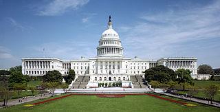 United Sates Capitol building
