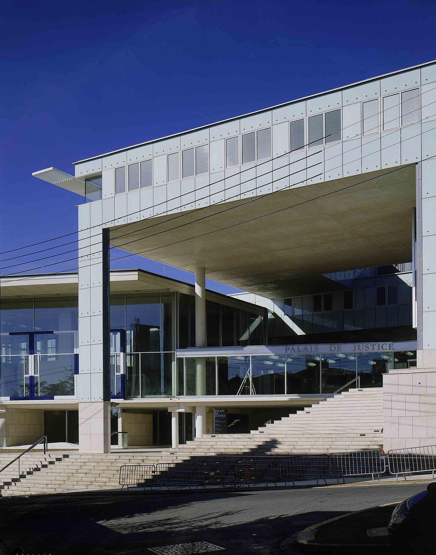 Palais de justice de Pontoise  Wikipdia