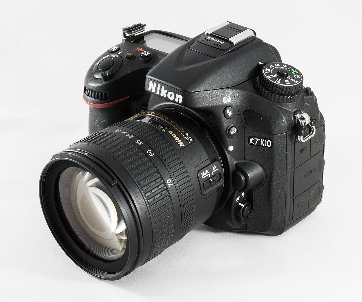 Nikon D7100  Wikipedia