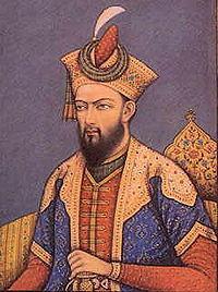 Aurangzeb as the young emperor