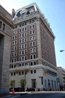 Belvedere Hotel Baltimore MD