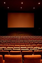 Image of movie theater by Fernando de Sousa from Melbourne, Australia (Flickr) [CC-BY-SA-2.0 (http://creativecommons.org/licenses/by-sa/2.0)], via Wikimedia Commons