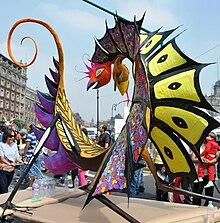 Mexico City Alebrije Parade  Wikipedia